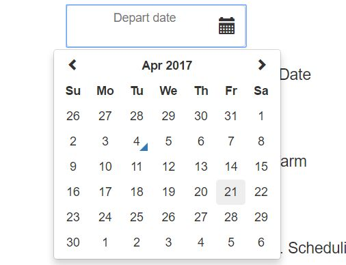 Top 10 Date Picker Components & Directives For Angular - Angular Script