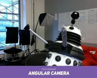 Angular Camera Directive