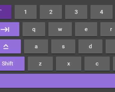 Onscreen Virtual Keyboard For Angular 2+