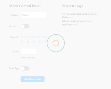 Angular 5+ Loading Mask Component