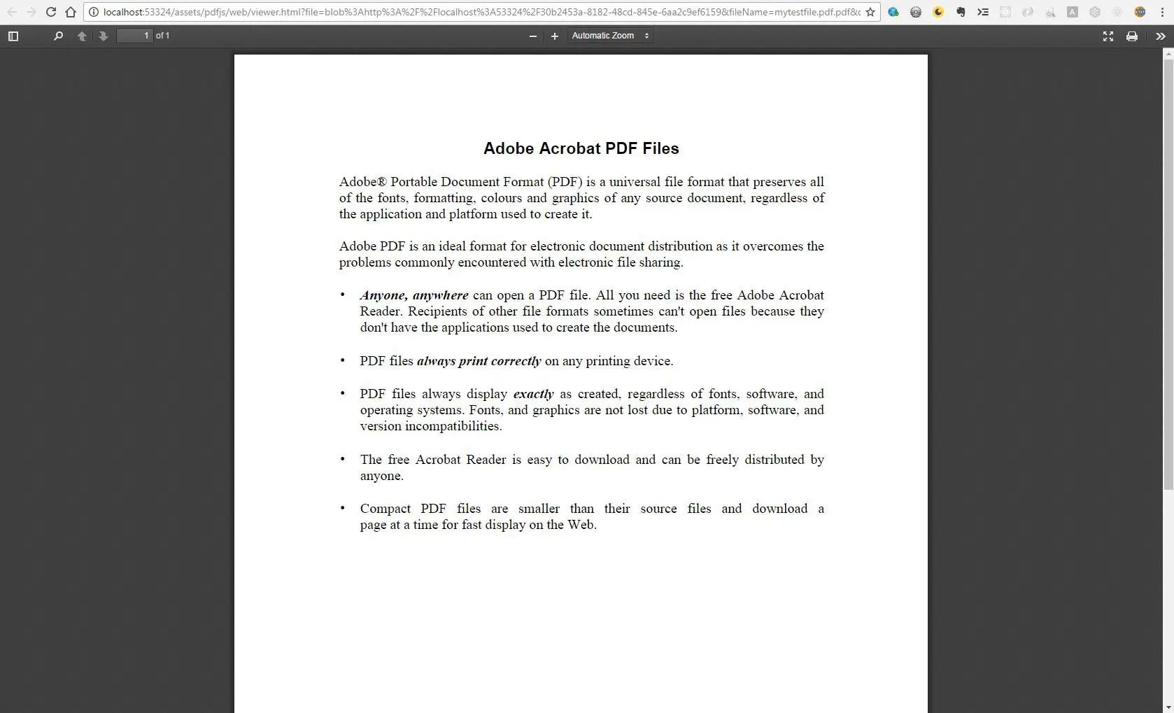 Angular 2+ PDF Viewer Based On pdf js   Angular Script