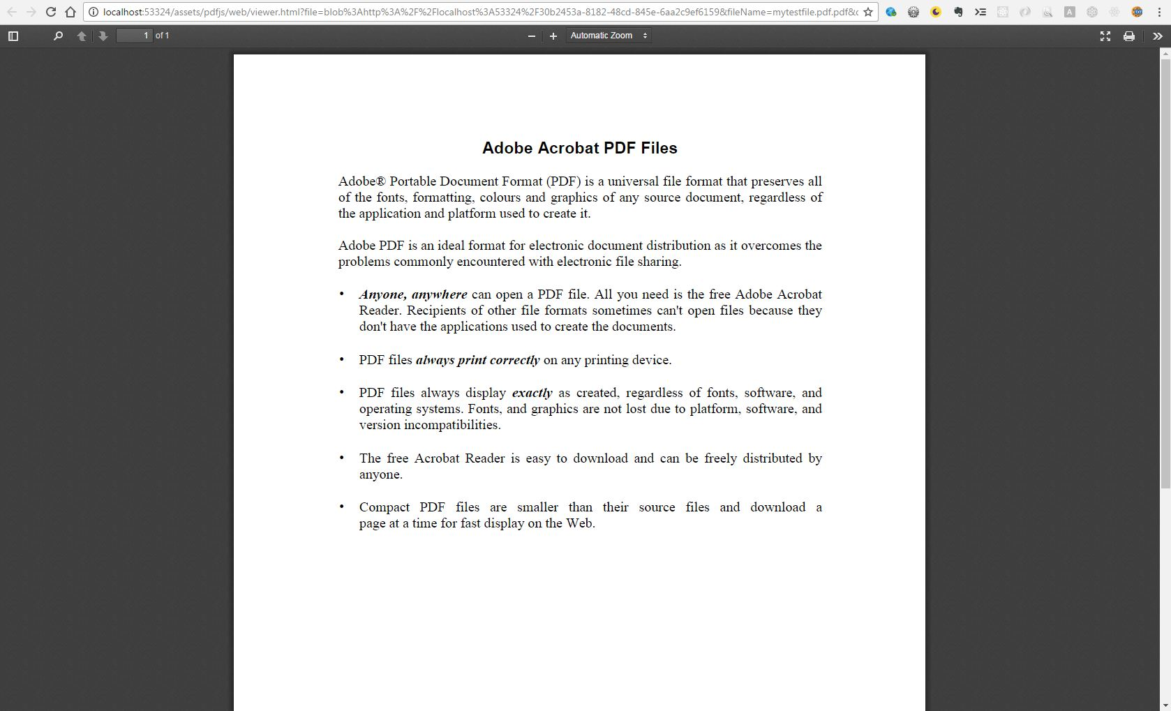 Angular 2+ PDF Viewer Based On pdf js | Angular Script