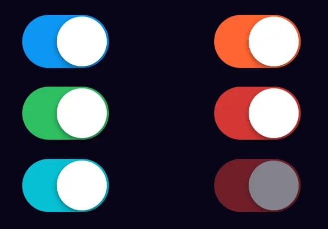 iOS Switchery Based Toggles For Angular