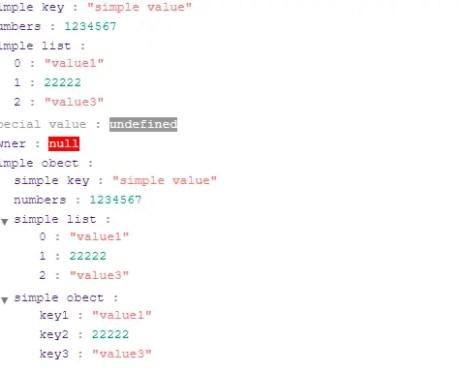 Angular JSON Editor Directives | Angular Script