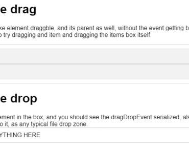 HTML5 Drag And Drop For Angular 2+-min