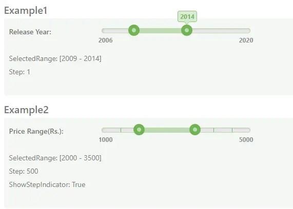 Multi Range Slider Component For Angular 6+ - NpnSlider | Angular Script