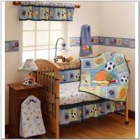 Baby Crib Bedding Sets Sports - Beds : Home Design Ideas # ...