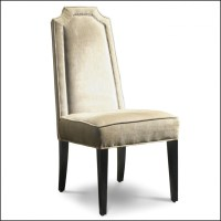 Contemporary Upholstered Dining Room Chairs - Chairs ...