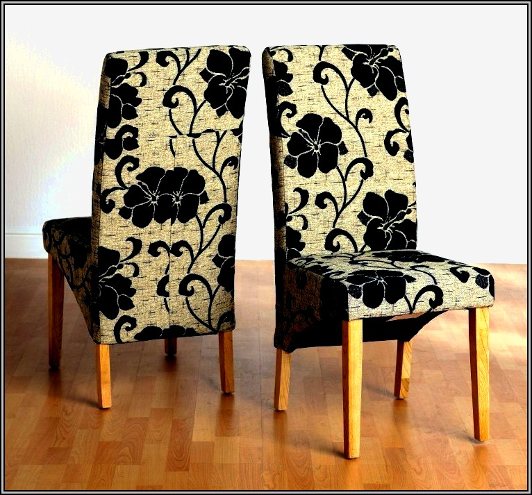 Dining Chair Covers Pattern  Chairs  Home Design Ideas