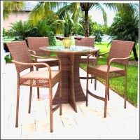 Patio Dining Sets Bar Height - Patios : Home Design Ideas ...
