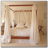 Four Poster Bed Canopy Ideas - Beds : Home Design Ideas # ...