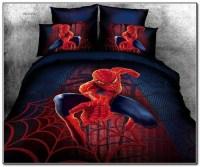 Spiderman Queen Bedding Sets