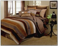 Top 28 - California King Bedding Sets Comforters - brown ...