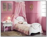 girls canopy bedroom sets - 28 images - little girl twin ...