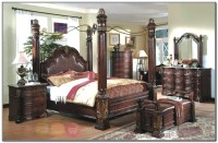 Queen Canopy Bed Set - Beds : Home Design Ideas # ...