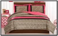 Cheetah Print Bed Set Twin - Beds : Home Design Ideas # ...