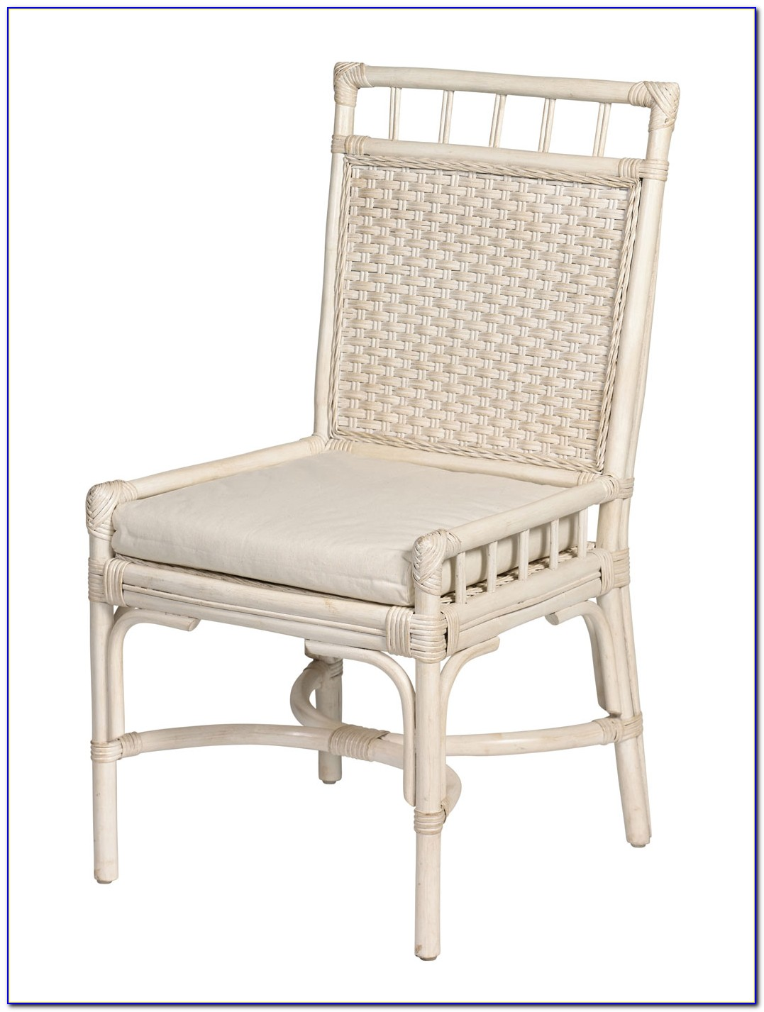 Pottery Barn Rattan Chair Wicker Desk And Chair