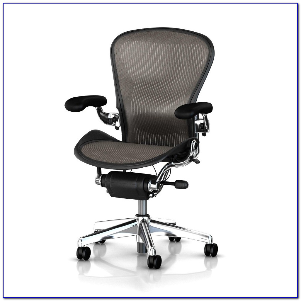 Herman Miller Aeron Office Chair Manual  Desk Home