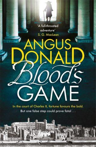 Blood's Game paperback