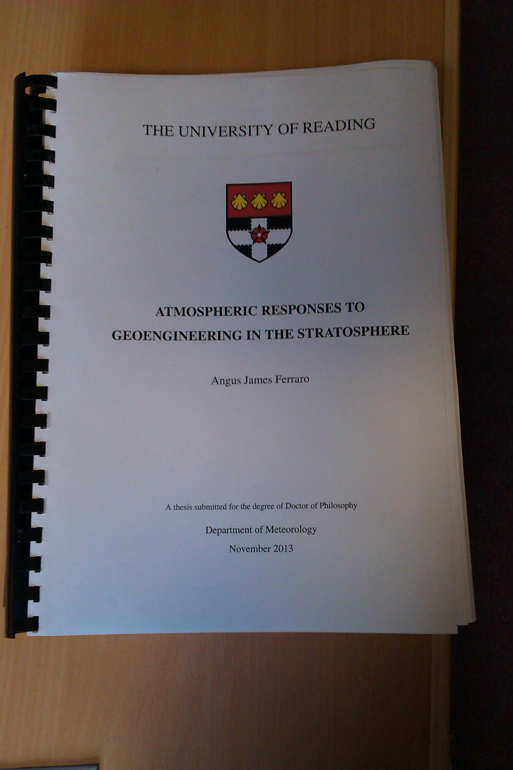 stopmotion phd thesis  Angus Ferraro