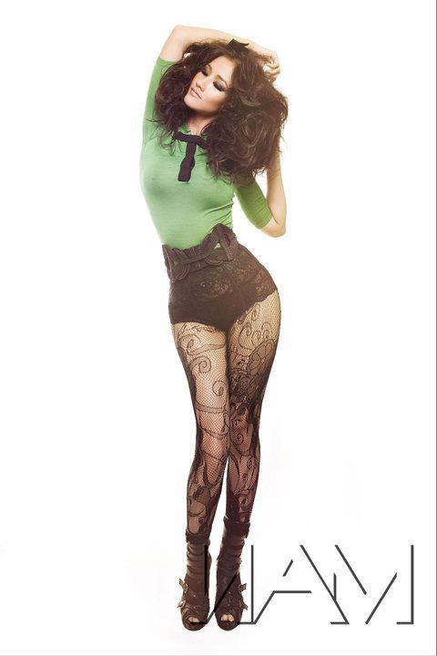 Maya siêu nóng trong xu hướng mới, Người mẫu nữ, Thời trang, maya, ren, chat lieu ren, phu kien ren, noi y, noi y ren, gang tay, tat