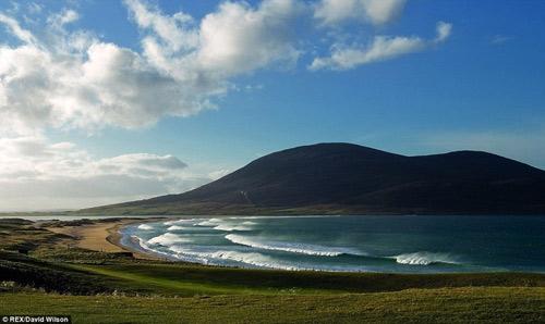 Ngộp thở vẻ đẹp thần thoại của Outer Hebrides - 10
