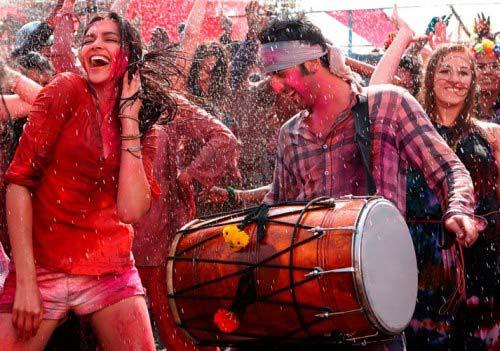 Lễ hội Holi: Cuộc chiến sắc màu ở Ấn Độ - 12
