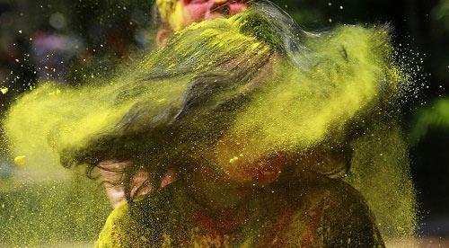 Lễ hội Holi: Cuộc chiến sắc màu ở Ấn Độ - 6