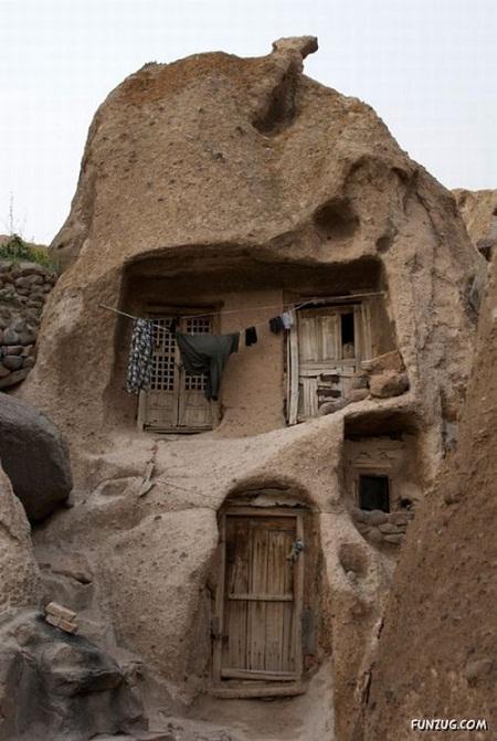 Ngôi làng kì quái ở Iran, Du lịch, du lich, du lich viet nam, du lich the gioi, du lich 2012, kinh nghiem du lich, du lich chau au, du lich chau a, kham pha the gioi, dia diem du lich