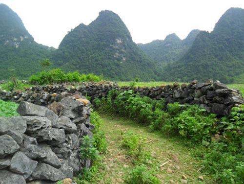 """Độc đáo làng """"đá"""" ở Cao Bằng - 4"""