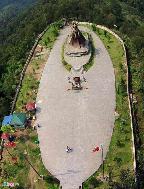 Ấn tượng vẻ đẹp núi Đá Chồng qua ống kính flycam - 5