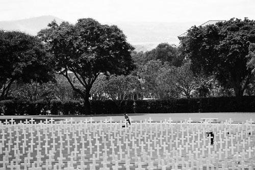 Đài tưởng niệm binh sĩ Mỹ tuyệt đẹp ở Manila - 4
