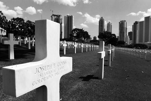 Đài tưởng niệm binh sĩ Mỹ tuyệt đẹp ở Manila - 11