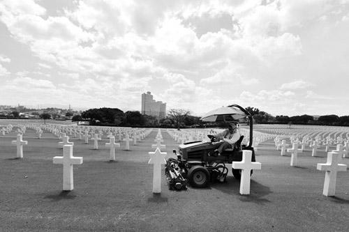 Đài tưởng niệm binh sĩ Mỹ tuyệt đẹp ở Manila - 12