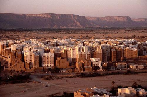 10 kiến trúc bằng bùn đất ấn tượng nhất thế giới - 1
