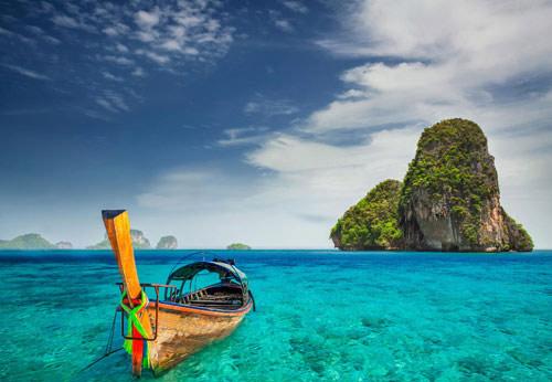 Ao Nang - Thiên đường biển đẹp mê hồn ở Thái Lan - 1