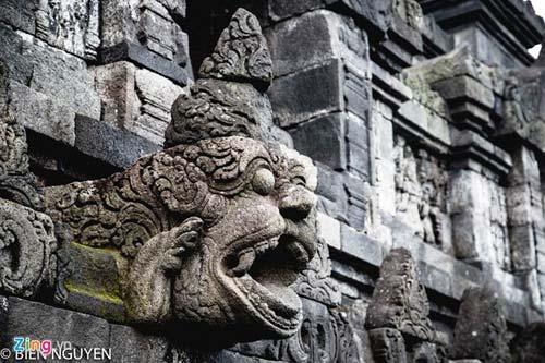 Đền thờ Phật giáo lớn nhất thế giới tại Indonesia - 13