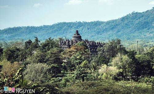 Đền thờ Phật giáo lớn nhất thế giới tại Indonesia - 2