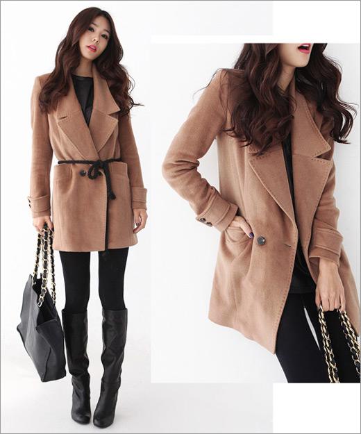 5 kiểu áo khoác không thể thiếu cho đông 2011 - 9