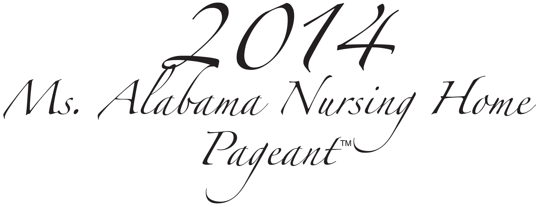 Top 10 Finalists for Ms. Alabama Nursing Home Pageant