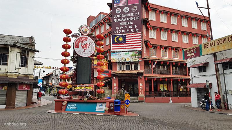 Jonker Walk Malacca