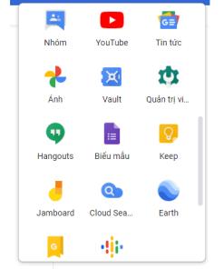 Ứng dụng của G Suite EDU với Google Drive không giới hạn dung lượng 1