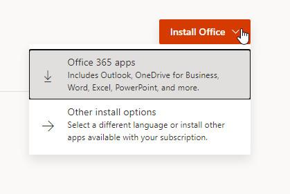 Hướng dẫn cài đặt Office 365 A1 Plus Anhdv - Tải về