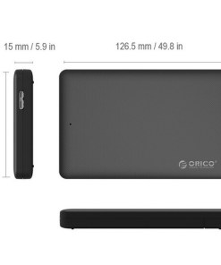 SSD Box 2.5 inch Anhdv Boot