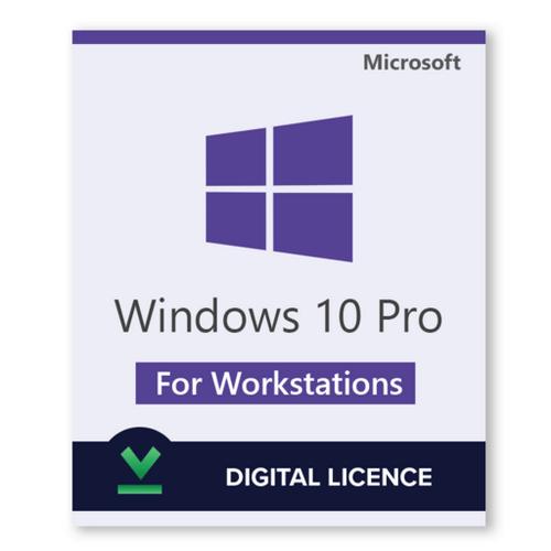 Windows 10 Pro for Worksations 20H2 Premium