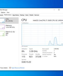 Windows 10 Pro for Worksations 20H2 Premium CPU RAM