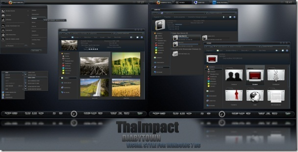 7ThaImpact_VS_for_Windows_7_RC_by_DjabyTown