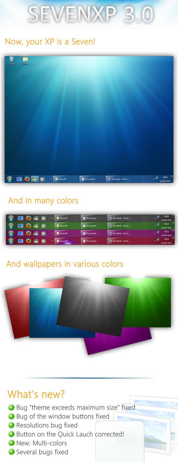 Windows XP Theme 18