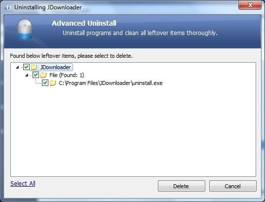 IOBit Advanced Uninstaller