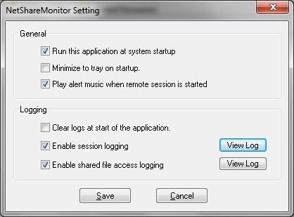NetShare Monitor